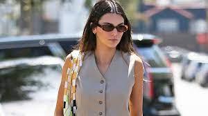 Kendall Jenner's $54 Tie-Dye Sports Bra ...