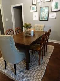 rug for dining room size