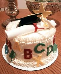 Image Preschool Graduation Cake Ideas Kindergarten Kids Birthday