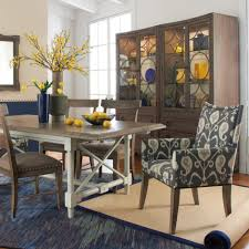 Patterned Living Room Chairs Cool Dining Room Chairs With Arm Along With Penny Patterned