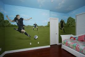 ... Soccer Decorations For Bedroom 18 All About Home Design Ideas