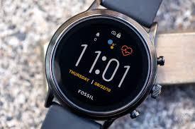 Fossil Gen 5 Smartwatch Review Best Of A Wear Os