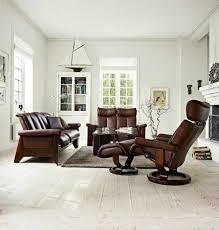 scandinavian furniture style. Scandinavian Design Light Flooring And Ekornes Stressless Chair Furniture Style