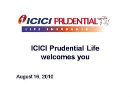 Icici Prudential Life Insurance Launches Iprotect An Online Term Stunning Prudential Term Life Insurance Quotes Online