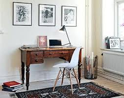 home officevintage office decor rustic. Vintage Desks For Home Office Ideas Simple Corner Decorating With White . Officevintage Decor Rustic