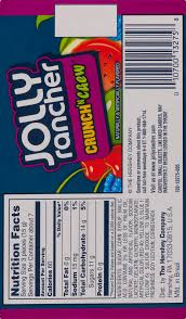 jolly rancher crunch n chew original flavors candy 3 5 oz walmart