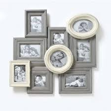 shabby chic multi picture frame lovely collage photo