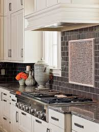 Interesting Kitchen Backsplash Subway Tile Patterns O On Inspiration