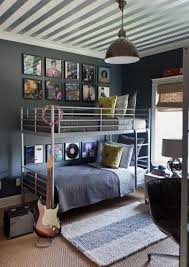 Cool Shared Teen Boy Rooms Dcor Ideas
