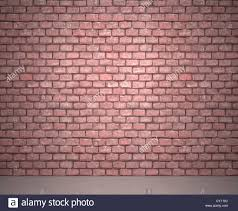 Exposed Brick Wall Exposed Brick Wall Next To A Sidewalk Stock Photo Royalty Free