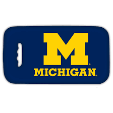 Spirit Products University Of Michigan Navy Seat Cushion Kneeling Pad