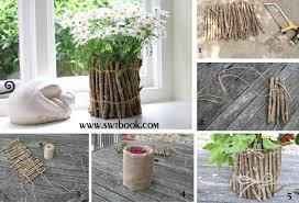 Small Picture Creative ideas for home decoration from waste materials magielinfo
