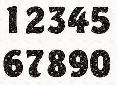 Number Stencil Font 79 Best Interesting Fonts Images On Pinterest Hand Type Fonts And