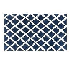 navy blue bath rugs ideas bathroom rug set for dark