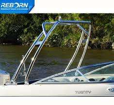 waketower pro wakeboard tower and boat audio installation waketower pro launch tower