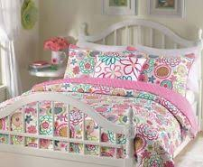 kids bedroom for twin girls. Little Girls Comforter Sets Twin Bedding Teens Kids Bedroom Decor Pink Bed Quilt For S