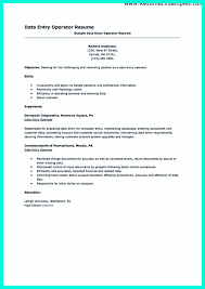 Your Data Entry Resume Is The Essential Marketing Key To Get Resumes