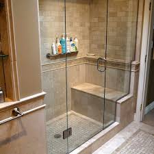 natural stone shower floor home design ideas and pictures pan walk in showers natural