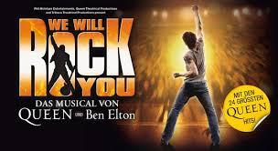 The tour will stop in other cities including new. We Will Rock You Tickets We Will Rock You Tourdaten Konzerte 2021 2022