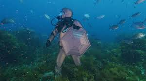 Ghost <b>Diver</b>: How this inventor used technology to swim freely with ...