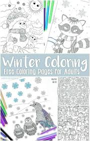 Fun Coloring Pages To Print Lots Of Cool Free Printable Winter