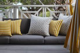 For The Home Good Patio Furniture And Sunbrella Patio Cushions