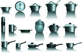 kitchen utensils images. Different Kitchen Utensils Vector Images T