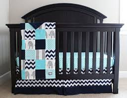 Best 25+ Elephant crib bedding ideas on Pinterest | Elephant baby ... & RESERVED - Aqua, Navy and Grey Baby Bedding - Elephant Crib Bedding. Baby  Boy Crib SetsBaby ... Adamdwight.com