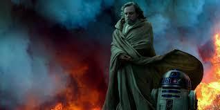 <b>Luke Skywalker</b> Force Ghost Scene In <b>Star Wars</b>: Rise of Skywalker ...