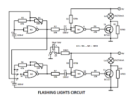 Blinking LED circuits diagram flasher additionally Random Flashing LED Circuit Diagram   EngineersGarage together with Flashing Blinking LED Circuit using 555 timer   Elonics further Astable multivibrator 2 LED flashing circuit 2N3904 3 7V in addition Simple LED flasher circuits likewise Flashing 555   Blinking led circuit with 555 timer besides A Rough Guide to Electronics   Lesson 7 also Pi Flashing Led Simple Circuit Diagram further Fast blinking LED bike light circuit   Eleccircuit in addition A PIC 12F675 tutorial further Symet S le Chapter. on blinking led circuit schematic