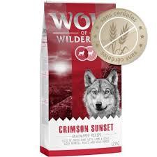Tous Les Avis clients sur Wolf of Wilderness Crimson Sunset agneau chèvre    bitiba.fr