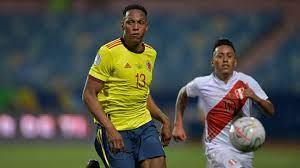 Colombia vs. Peru - Football Match ...