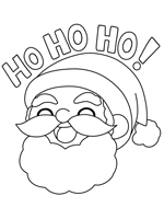 Santa claus coloring pages are fun, but they also help kids develop many important skills. Santa Claus Coloring Pages