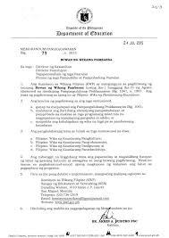 Example Certificate Sample Certificate Linggo Ng Wika New Best