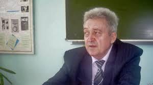 Лучший преподаватель Казахстана не имел возможности защитить  Николай Щербанов преподаватель университета 30 марта 2009 года