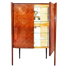 italian bar furniture. Via BKLYN Contessa :: Rare Italian Art Moderne Freestanding Bar Cabinet By Paolo Buffa Furniture U