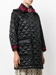 Gucci Quilted Hooded Coat $2,700 - Buy Online AW17 - Quick ... & ... Gucci quilted hooded coat Adamdwight.com