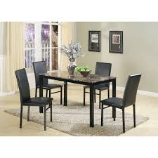 Licious Dinette Tables And Chairs Table 4 Convert Rv To With Casters