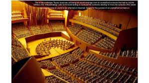 Walt Disney Concert Hall Seating Chart Disney Concert Hall Frank Gehry