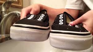 how to make your old vans look brand new