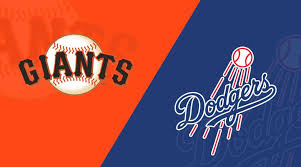 Sf Giants Depth Chart San Francisco Giants Vs Los Angeles Dodgers 6 19 19