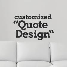 using custom wall decals to add the wow factor on custom word wall art canvas with using custom wall decals to add the wow factor in decors