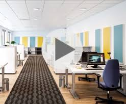 improving acoustics office open. Experience The Sound Effect Improving Acoustics Office Open F