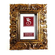 sankh 4x6 inch wooden photo frames wooden dapf068 only 1left in stock