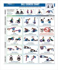 Md 9010g Exercise Chart Exercise Chart Templates 9 Free Sample Example Format