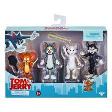Kaufe Tom & Jerry - Figures 4-Pack (20-00289) - inkl. Versand