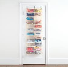24-Pocket Overdoor Shoe Organizer ...