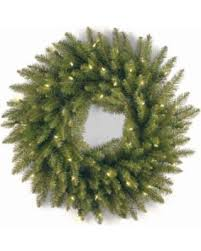 national tree co dunhill fir indooroutdoor christmas wreath national tree company wreaths l44