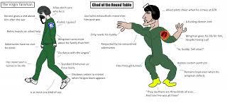humorgaruda vs galm