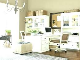 2 Person Home Office Desk Modest Ideas Two    Furniture E38